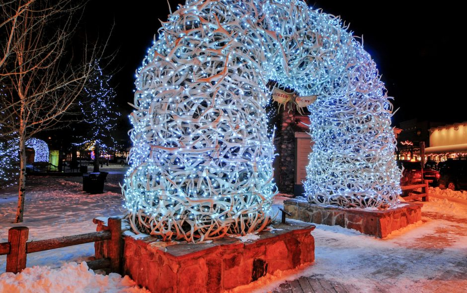 How to Make the Most Out of The Holiday Season in Jackson, Wyoming